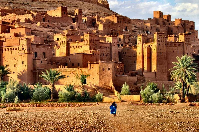 Casablanca to Imperial Cities (Rabat –  Meknes – Fes – Marrakech)