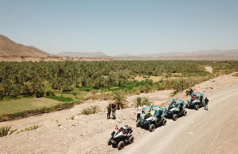 Buggy Ride In Marrakech